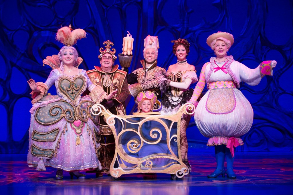 Disney S Beauty And The Beast The Smash Hit Broadway Musical