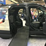 Ford and BraunAbility Introduce the First Wheelchair Accessible SUV – the Explorer MXV