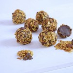 Granola Chocolate Truffle Recipe