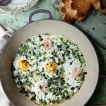 Greek Baked Eggs Recipe