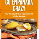 Pollo Tropical Empanadas & Chicken Pinchos Skewers {Giveaway}