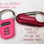 Win Master Lock Backpack Lock – Back to School #Giveaway #LSSS
