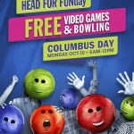 Main Event is celebrating National Head for FUNDay