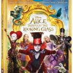 ALICE THROUGH THE LOOKING GLASS on Digital HD, Blu-ray
