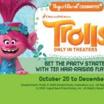 DreamWorks Trolls in Theaters November 4 + Trollify Your Yogurtland Treat Giveaway