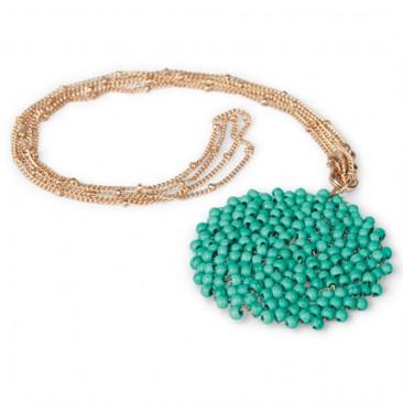 turquoise-medallion