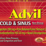 Advil Cold & Sinus for your Cold Drama