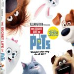 THE SECRET LIFE OF PETS DVD Available on December 6