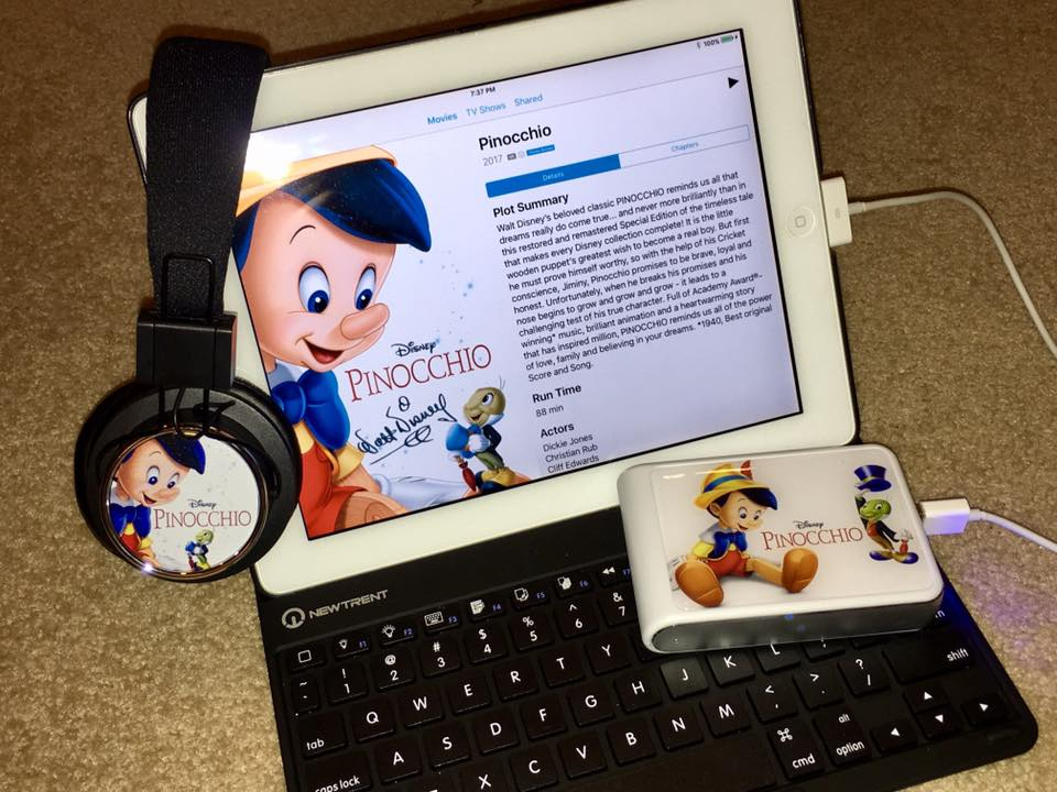 Got No Strings to Hold This Film Down! Disney's PINOCCHIO