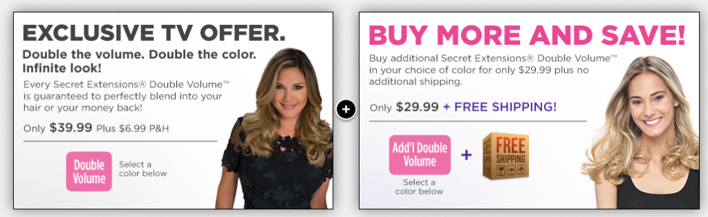 Secret Extensions Daisy Fuentes Line Of Hair Extensions Three