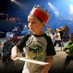Knights Training Spring Break Promotion at Medieval Times Dallas