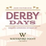 Taylor Morrison Opens Waterford Point at the Tribute with Free Derby Days Event {DFW}
