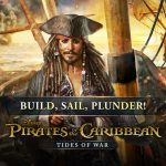 Yo Ho Ho! – Pirates of the Caribbean: Tides of War available for iOS and Android