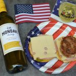 Turkey Cubano Burgers & CK Mondavi and Family American Wines for Your 4th of July!
