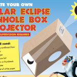 The Lion King Solar Eclipse Projection Activity