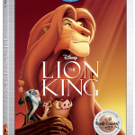 Disney Releases The Lion King Blu-ray on August 29