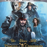 Watch Like a Pirate! Pirates of the Caribbean: Dead Men Tell No Tales on Digital & 4K UHD TODAY!
