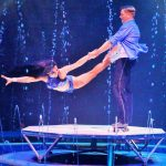 Cirque Italia Water Circus – Showing in Grapevine TX & Denton TX