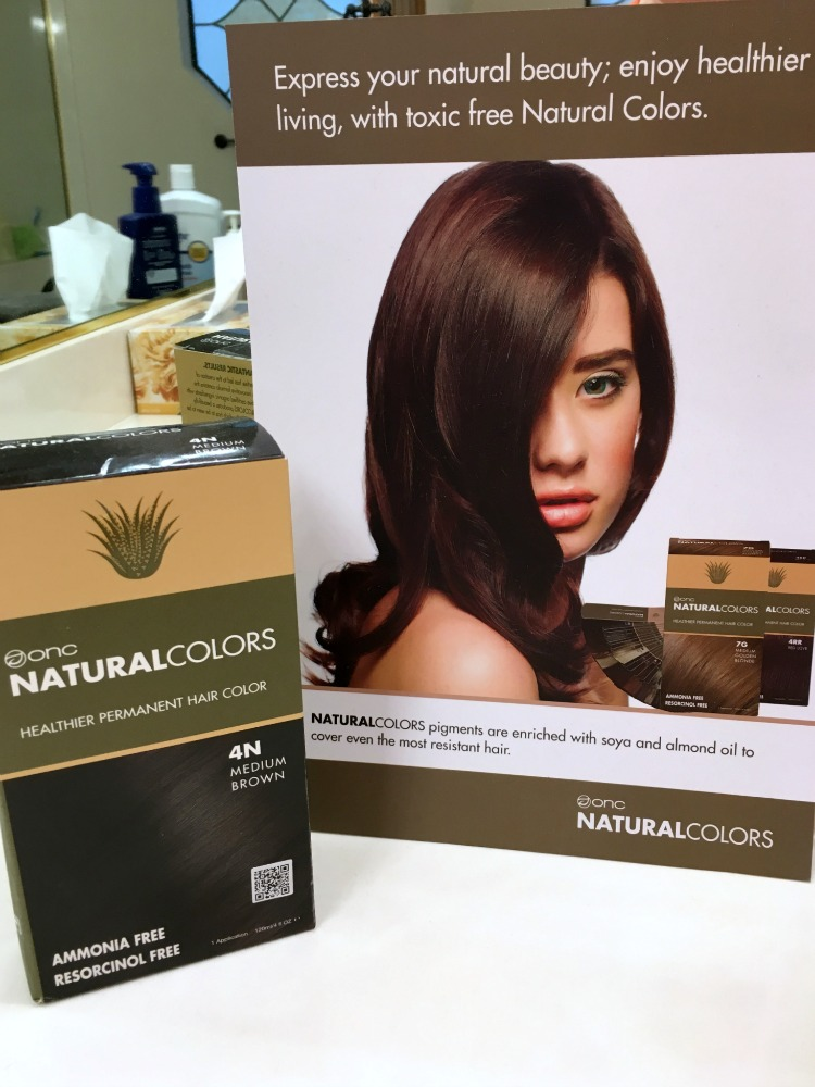 ONC Coloring Products, a Natural Hair Color that\'s Healthier ...