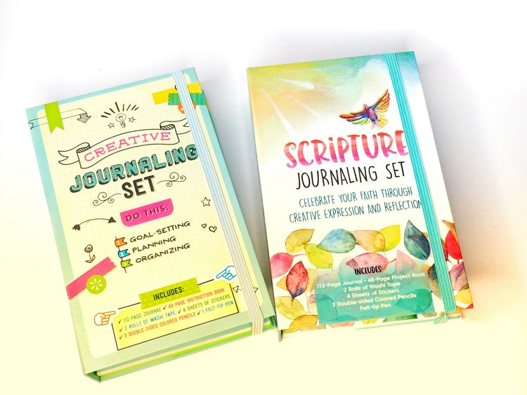 Creative Journaling, Scripture Journaling and Gel Pen