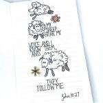Creative Journaling, Scripture Journaling and Gel Pen Project Art Sets