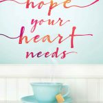 Hope Your Heart Needs • Holley Gerth