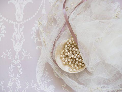 pearl wedding