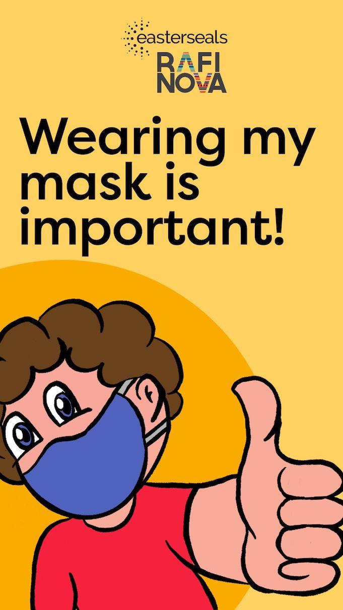 sensory friendly face masks