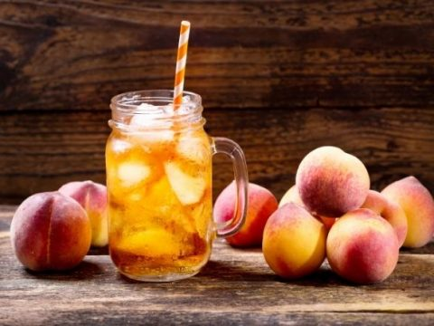 peach iced tea recipe